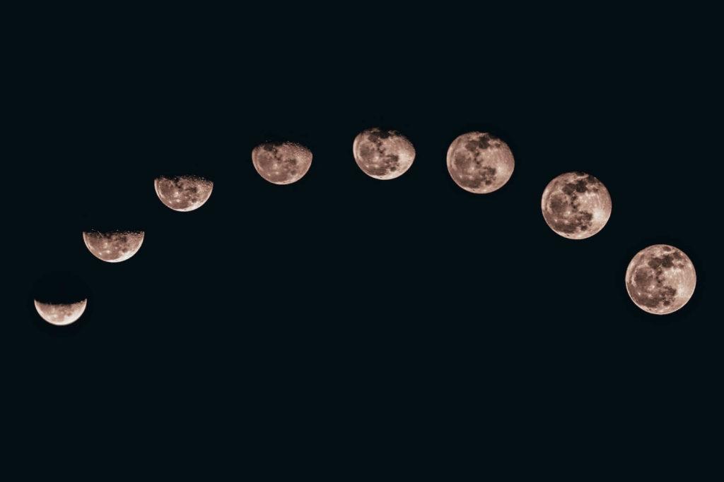 fasi lunari